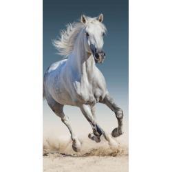 Dětská osuška Kůň 03