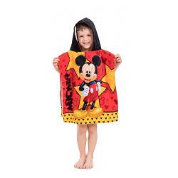 Dětské pončo Mickey Mouse Star