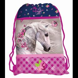 Dětský sáček na přezůvky Kůň
