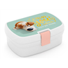 Dětský box na svačinu Pets (bílý)