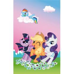 Dětský ručník My Little Pony 30x50 cm