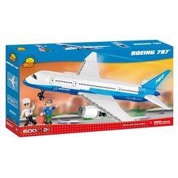 COBI stavebnice Boeing 787 Dreamliner