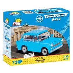 Stavebnice Youngtimer Trabant 601