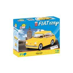 Stavebnice Youngtimer Fiat 126p