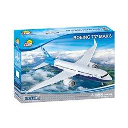 Stavebnice Boeing 737 MAX 8