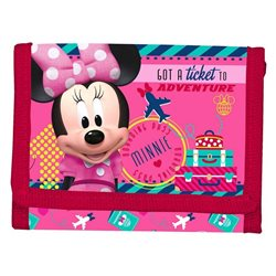 Dětská peněženka Minnie (růžová)