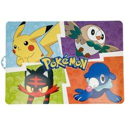 Dětské prostírání Pokémoni