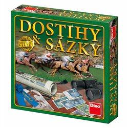 Stolní hra Dostihy a sázky - nová edice