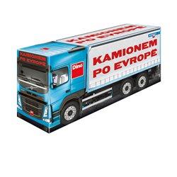 Stolní hra Kamionem po Evropě