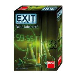 Úniková hra Tajná laboratoř