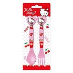 Dětský příbor Hello Kitty