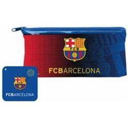 Dětský školní penál na tužky FC Barcelona