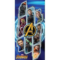 Dětská osuška Avengers Infinity War