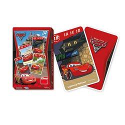 Karetní hra Kvarteto Cars 2