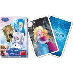 Karetní hra Černý Petr Frozen