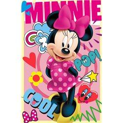 EUROSWAN Deka Minnie Pop! 100x150 cm