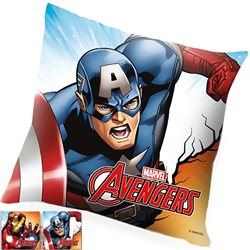 EUROSWAN Polštářek Avengers 40x40 cm