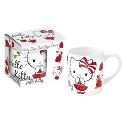 Stor Porcelánový hrnek HELLO KITTY 236 ml