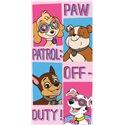 Dětská osuška Paw Patrol Off-Duty