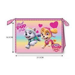 Dětská kosmetická taška Paw Patrol Pink 01