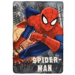 SUN CITY Deka Spiderman 100x150 cm