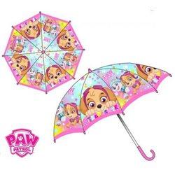 Dětský deštník Paw Patrol (růžový)