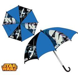 Dětský deštník Star Wars (modrý)