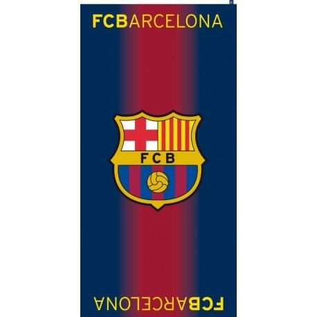 Dětská osuška FC Barcelona vínová