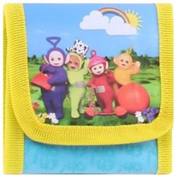 Dětská peněženka Teletubbies (modrá)