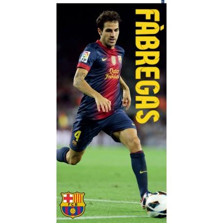 Dětská osuška FC Barcelona - Fábregas