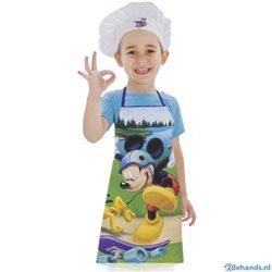 Dětská zástěra Mickey Mouse