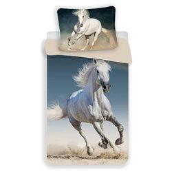 Jerry Fabrics Povlečení Kůň 03 140x200, 70x90 cm