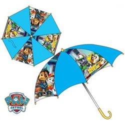 Dětský deštník Paw Patrol světle modrý 69 cm