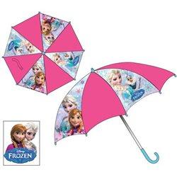 SUN CITY Dětský deštník FROZEN růžový 69 cm