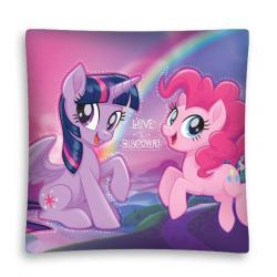 DETEXPOL Povlak na polštářek My Little Pony 40x40 cm