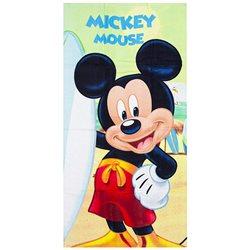 Dětská osuška Mickey Mouse Beach 02 70x140 cm