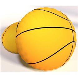 TIPTRADE Polštářek Basketbalový míč 3D 33x33 cm