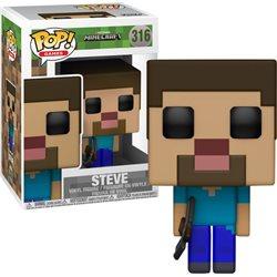 Funko dětská figurka Minecraft Steve