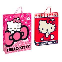 Fabricado dárková taška Hello Kitty 24x13x32 cm