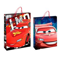Fabricado dárková taška Cars 24x13x32 cm