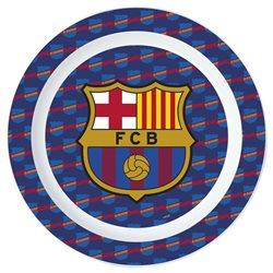 Stor dětský talíř FC Barcelona