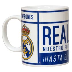 CYP porcelánový hrnek Real Madrid White 325 ml