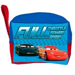 Astro kosmetická taška Cars Blue 22x17x7 cm
