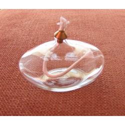 Dekorativní petrolejová lampa (disk)