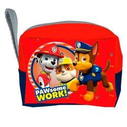 Astro kosmetická taška Paw Patrol Red 22x17x7 cm