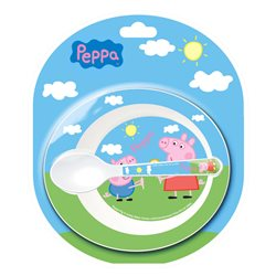 Dětská sada nádobí Peppa Pig (plast)