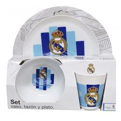 CYP Imports dětská plastová sada nádobí Real Madrid