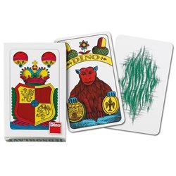 Dino jednohlavé mariášové karty