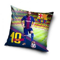 Carbotex Polštářek FC Barcelona Estrella Messi 40x40 cm