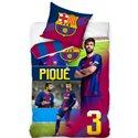 Dětské povlečení FC Barcelona Piqué 2018